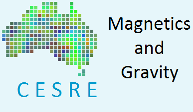 CESRE Magnetics and Gravity Team