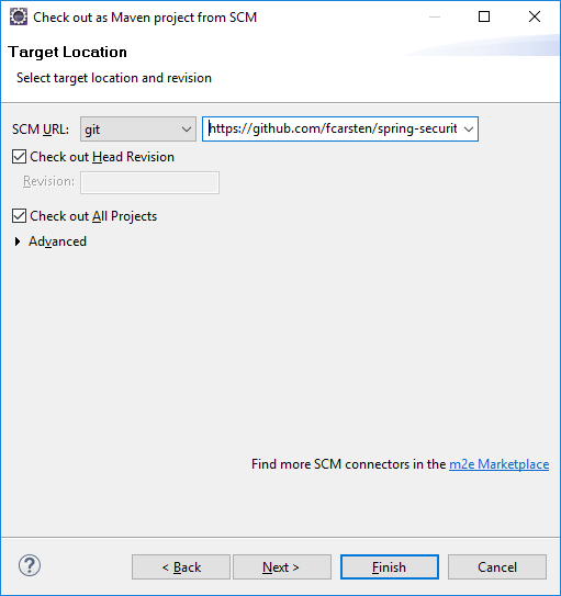 Developing the Java backend with Eclipse - DEVL - Confluence